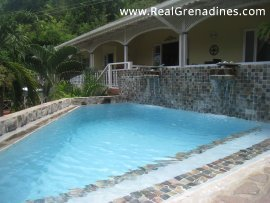 Aqua on Bequia