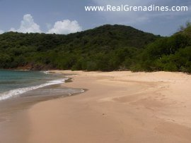 Beachfront Villa Mayreau