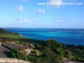 Beachfront and Hilltop Lots
